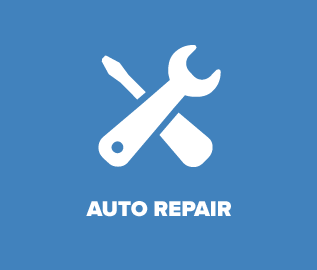 Auto repair services available at Tyler's Tire & Auto Center